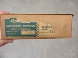 Remington Model 58 SA Skeet Box