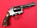 1956 Smith & Wesson K38 Heavy K 38 Masterpiece