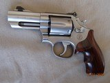 Smith and Wesson model 66 F Comp (66-3) Performance Center .357