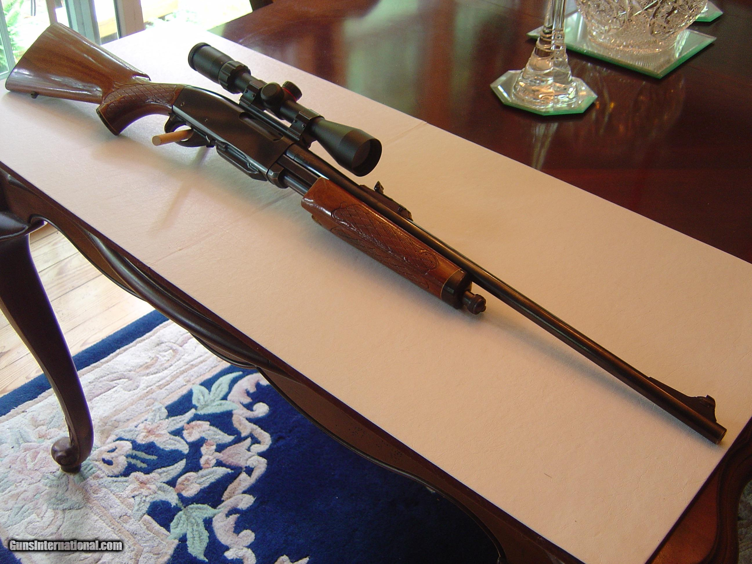 dating remington 760