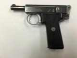 Webley & Scott Model 1908 32ACP Later Converted to New Safety Model