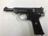 Webley & Scott Model 1922 9mm South African Police