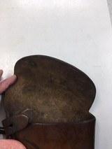 Webley .455 Revolver Holster Naval Issue - 6 of 7