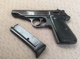 Walther PP .22 LR German