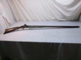 Custom Made 50 Cal Virginia Style Flintlock Rifle - By Charlie Edwards
