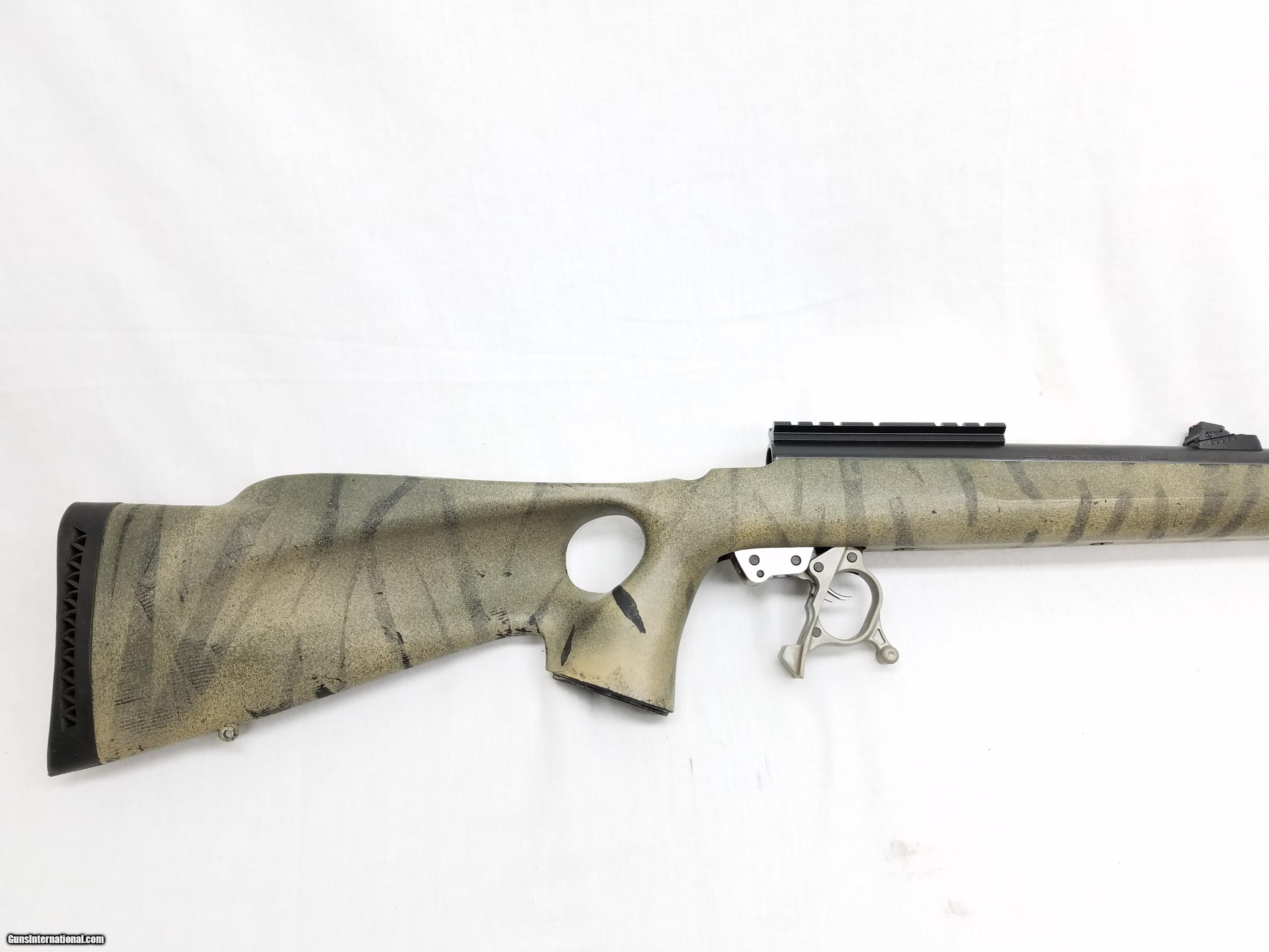 Thompson Center Arms Omega Z5  50 Caliber In-Line Muzzle