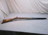 54 Caliber Hawken Percussion Muzzleloading Rifle By Sharon Rifle Works