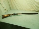 40 Caliber English Sporting Percussion Muzzleloading Rifle