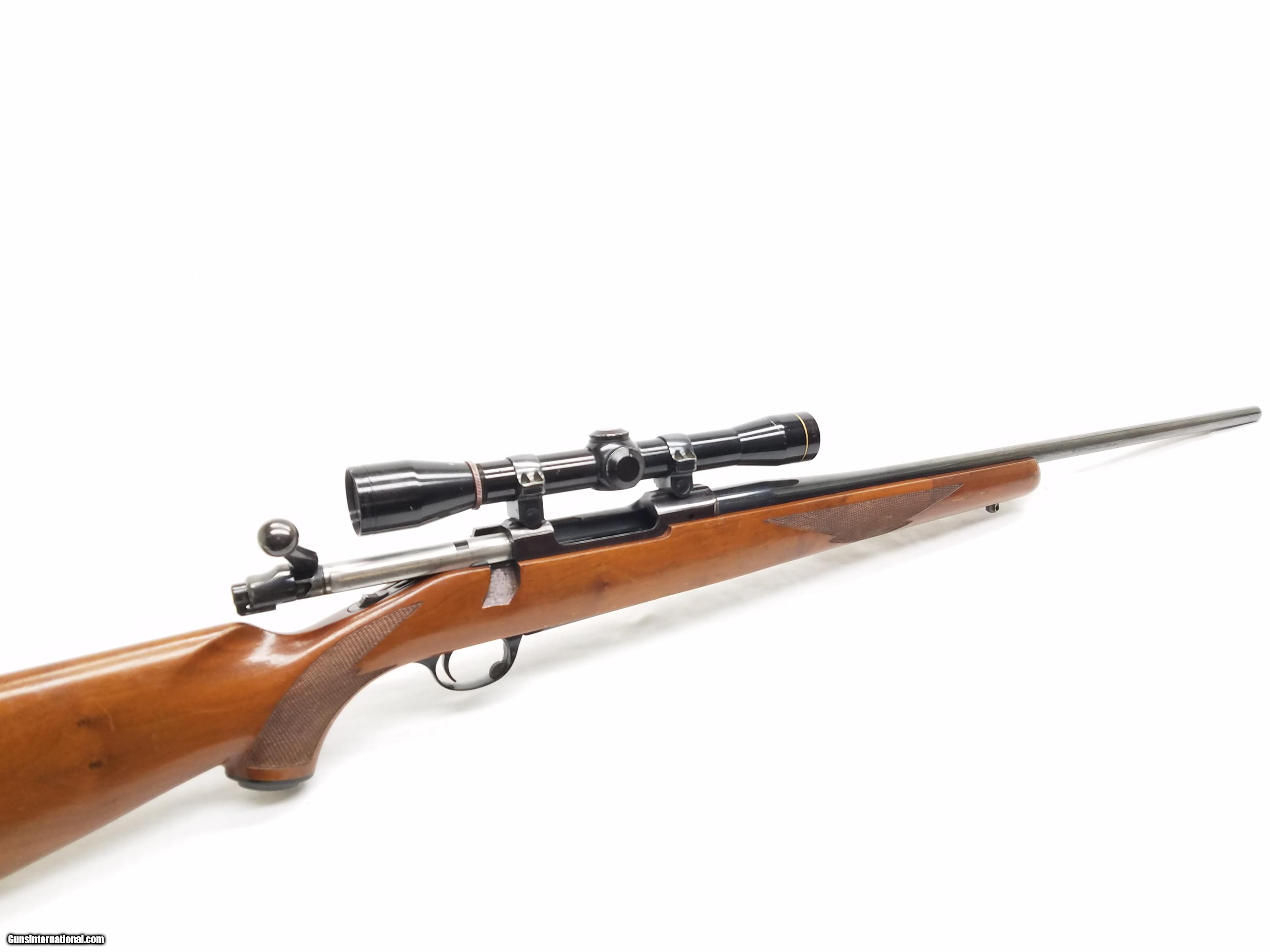 Ruger Model 77 Bolt Action Rifle Chambered in 243 Winchester - 1 of 8 ...