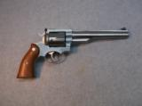 "Ruger Redhawk 44 Mag Stainless 7-1/2"" Revolver"