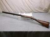 .54 cal L. Weimer Percussion English Sporting Rifle