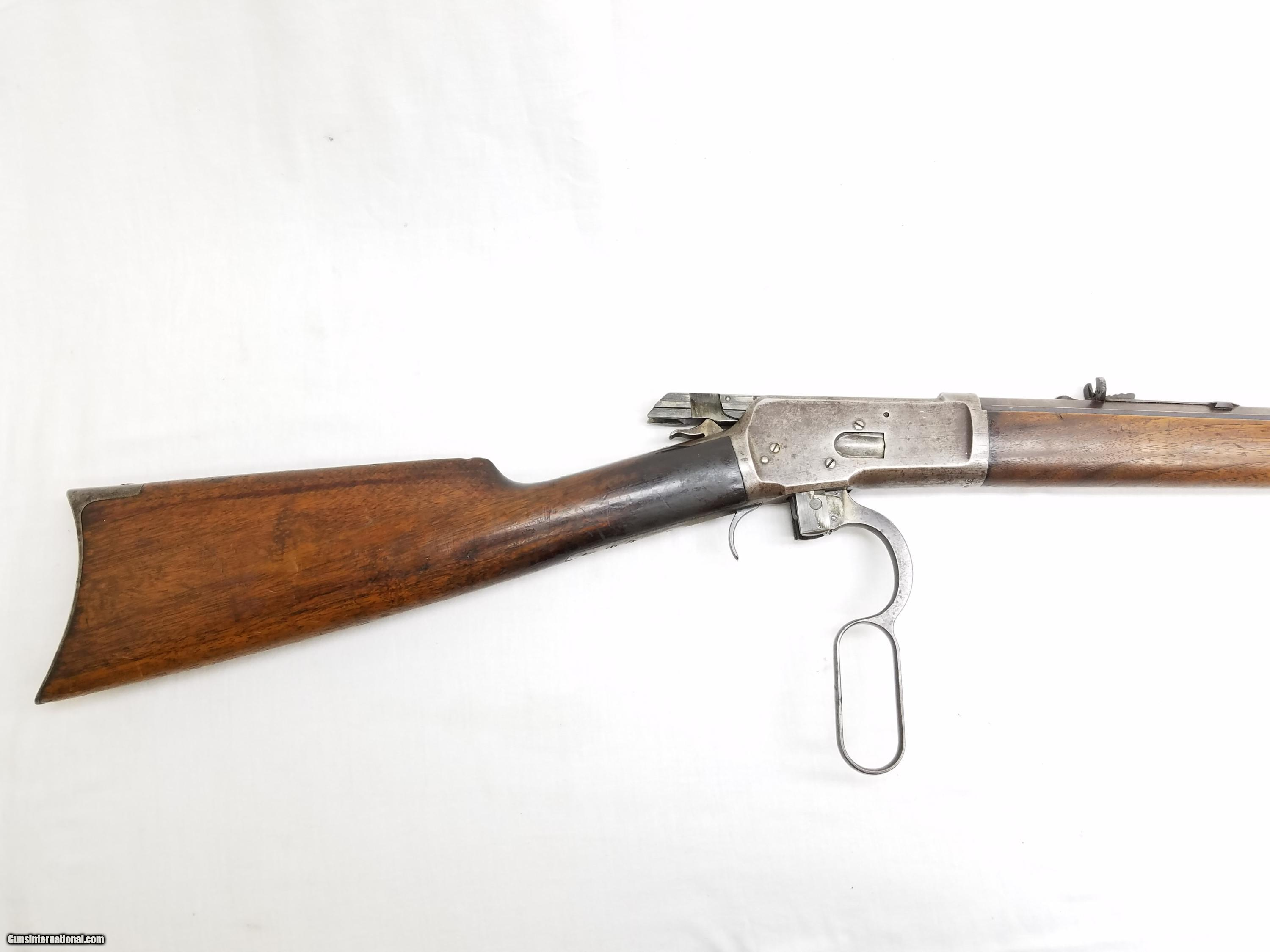 how to make a lever action rifle