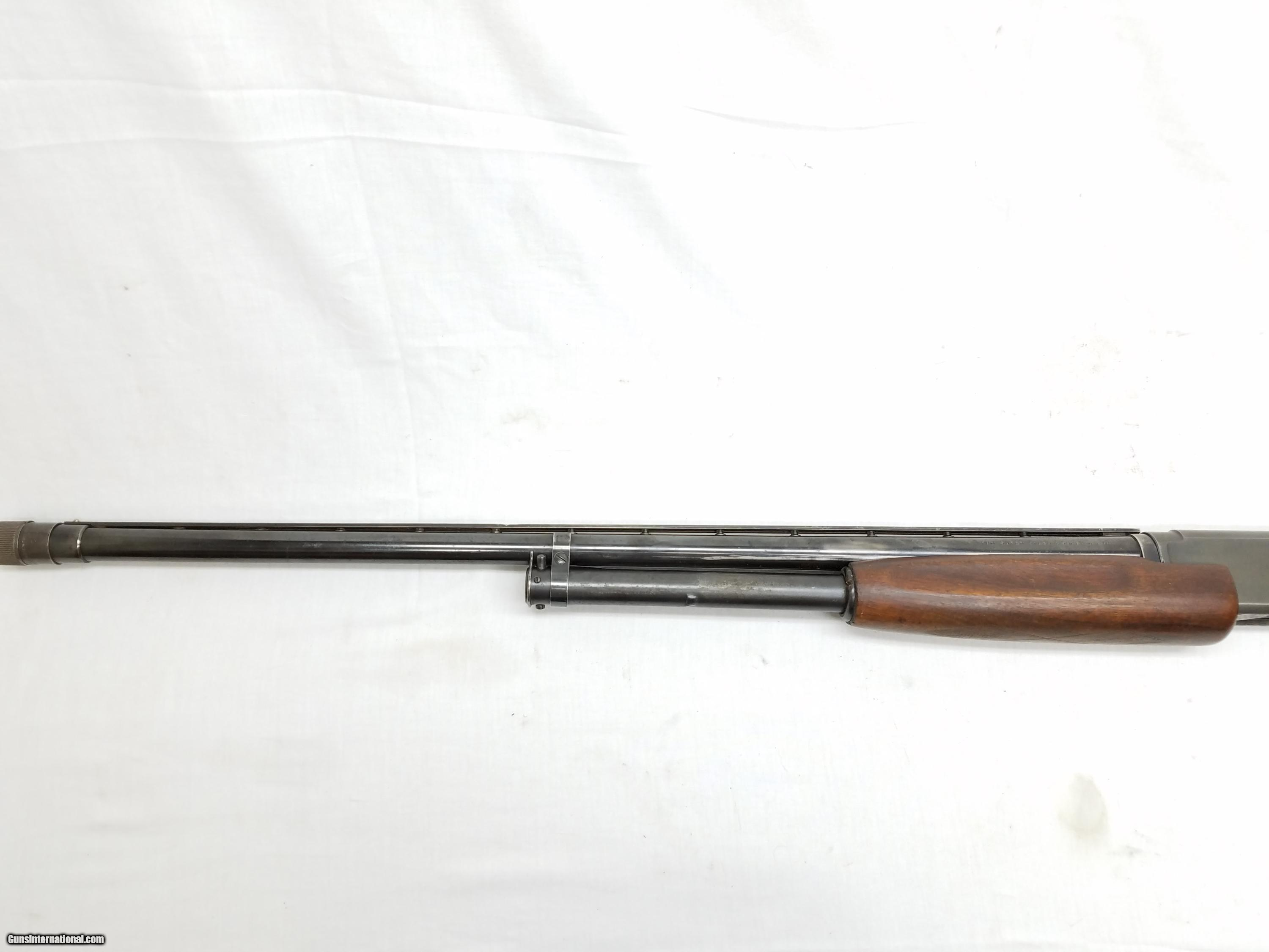 Date of manufacture for Winchester Model 12 Shotgun