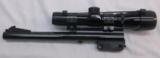 Pistol Barrel - Contender 22 Hornet by Thompson Center Arms Stk #A181