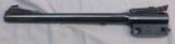 Pistol Barrel - Contender 22 LR by Thompson Center Arms Stk #A183