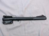 Pistol Barrel - Contender 22 LR by Thompson Center Arms Stk #A185