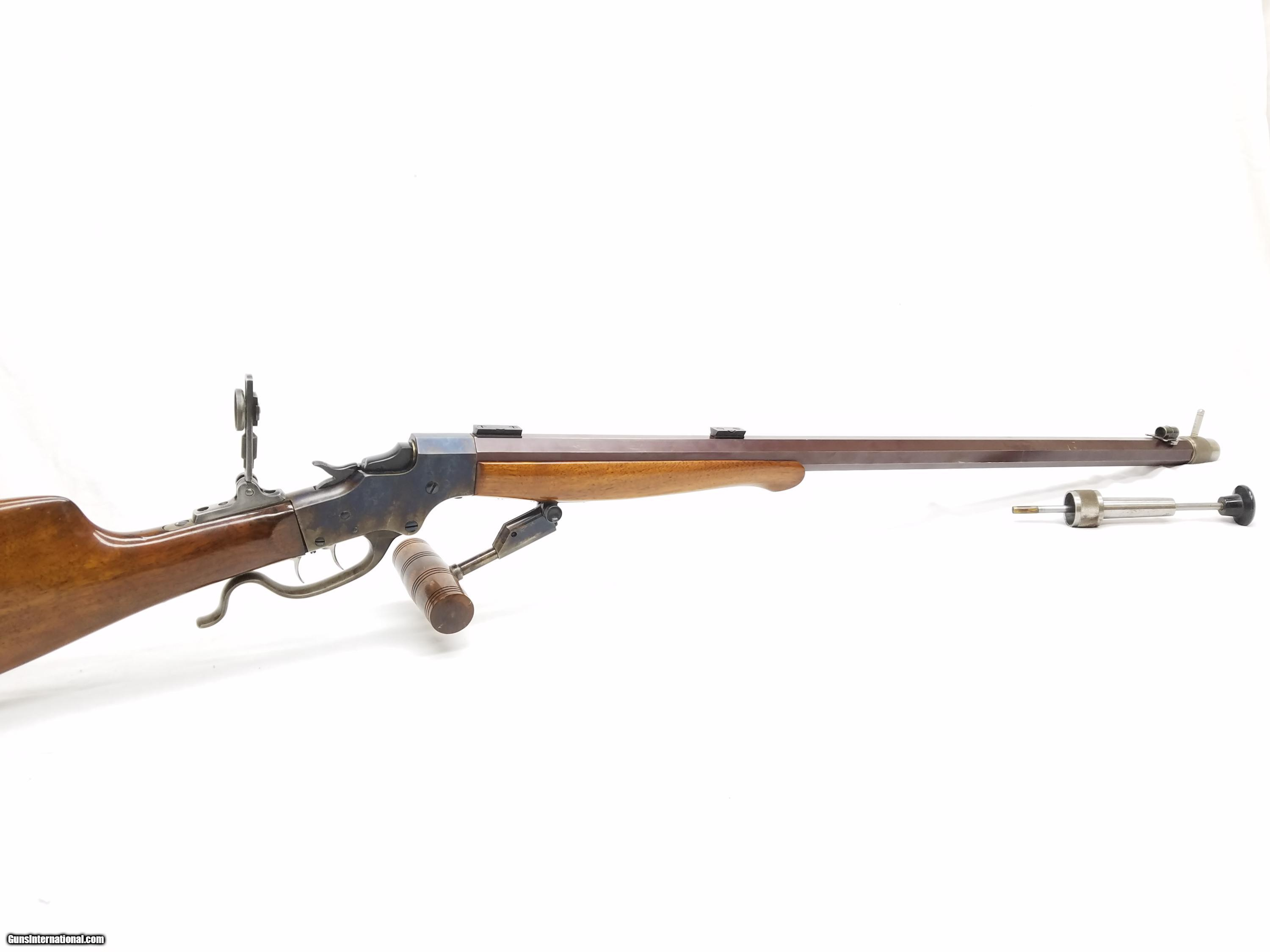 Stevens Model 44-1/2 in 28-30 Stevens, rebarrel Stk #A255 for sale
