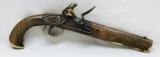 Original - Kentucky Pistol - Flint - 54 Cal by Jacob Kunz, Philadelphia