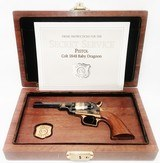 1848 Colt - Baby Dragoon - Cased -