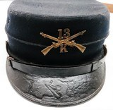 Vintage - Kepi Cap - Spanish-American War Stk# A658