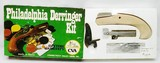 Kit - Philadelphia Derringer - Percussion - 45Cal by CVA Stk# P-29-72