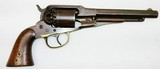 Original - 1858 Remington - Riders PT - DA - 36Cal by Remington - Ilion, NY Stk# P-29-84