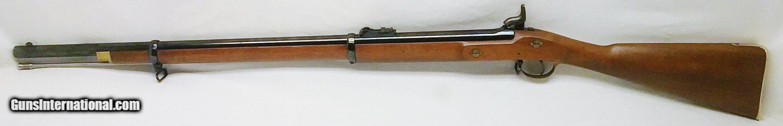 2 Band Enfield Rifle