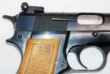 Browning - Hi-Power - Belgium Made - 9mm Stk# A728 - 3 of 8