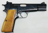 Browning - Hi-Power - Belgium Made - 9mm Stk# A728