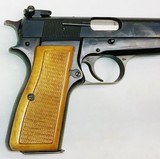 Browning - Hi-Power - Belgium Made - 9mm Stk# A728 - 2 of 8