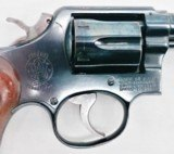 Smith & Wesson - Model 10 - .38 Special Stk# A734 - 3 of 8