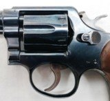 Smith & Wesson - Model 10 - .38 Special Stk# A734 - 7 of 8