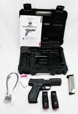 Ruger - American - Model 08605 - 9mm Stk# A763