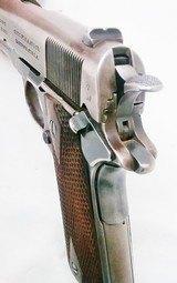 Colt – 1911 (N.R.A. Stamped) - .45 ACP Stk# A860 - 12 of 17