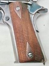 Colt – 1911 (N.R.A. Stamped) - .45 ACP Stk# A860 - 7 of 17