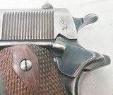 Colt – 1911 (N.R.A. Stamped) - .45 ACP Stk# A860 - 5 of 17