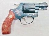 Smith & Wesson - Model 36-2 - Lew Horton 2nd Amendment - .38 SPL Stk# A886 - 2 of 3