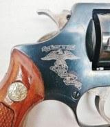 Smith & Wesson - Model 36-2 - Lew Horton 2nd Amendment - .38 SPL Stk# A886 - 3 of 3