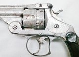Smith & Wesson – DA 44 - First Model – Break Top – .44 Russian Stk# A907 - 4 of 12