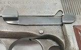 FN – P-35 – Hi Power – WWII – 9mm – Made in Belgium Stk #C136 - 4 of 14
