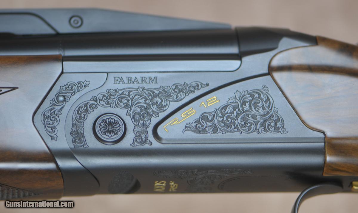 Fabarm RS12 Sporting QRR 12GA 32