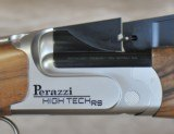 Perazzi HTRS LEFT HANDED Trap Combo