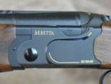 "Beretta 692 B fast Black Edition Sporter 32"" (93A)"