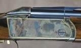Krieghoff K80 Gold Standard Case Colored 12 gauge Sporter 32' (669)