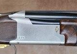 Browning 725 Sporter 12 gauge 32