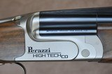 Perazzi HT CO Trap Combo Top Single 70% POI