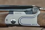 "Beretta DT 11 B fast Skeet/ Sporter 12 gauge 30"" LEFT HANDED (43w) - 1 of 7"