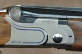"Beretta DT 11 B fast Skeet/ Sporter 12 gauge 30"" LEFT HANDED (43w) - 2 of 7"