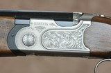 "Beretta 691 Filed 28 gauge 28"" (29s) - 1 of 7"