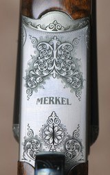 """Merkel 1620 EL game Gun 28""""(155) - 2 of 8"""
